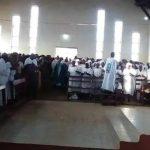 Noël à Beni : Malgré la menace terroriste les fidèles ont bravé la peur pour prier le seigneur