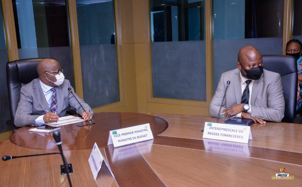 RDC/Budget : Baudouin Mayo favorable pour la liquidation des primes spécifiques des agents de Régies financières