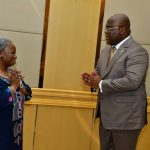 Diplomatie : Félix Tshisekedi a reçu en audience Bintou Keita ce jeudi