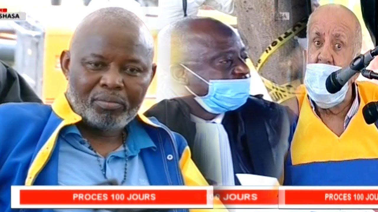 Procès 100 jours :6 et 13ans des travaux forcés, sont les peines retenues contre Jammal et Kamerhe par la cour d'appel