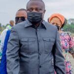 RDC : le Ministre de l'ESU Muhindo Nzangi Butondo est arrivé au Kongo Central