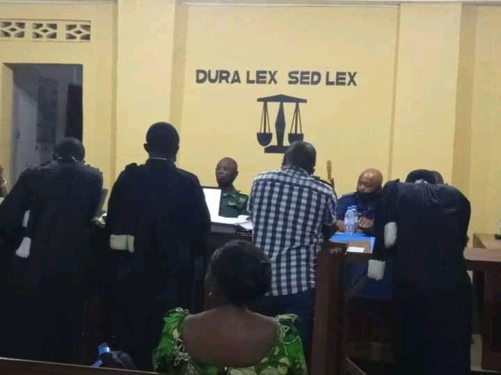 Ituri: La Cour militaire condamne à 1 an de servitude pénale le député provincial Hubert Berocan
